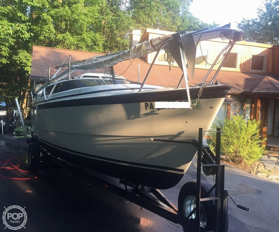 2002 Macgregor boat for sale, model of the boat is 26X & Image # 16 of 41