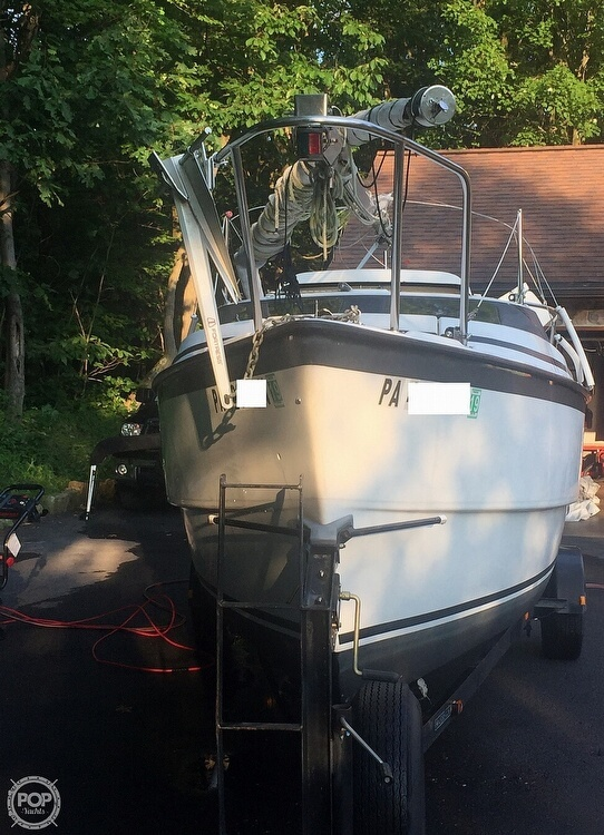 2002 Macgregor boat for sale, model of the boat is 26X & Image # 17 of 41