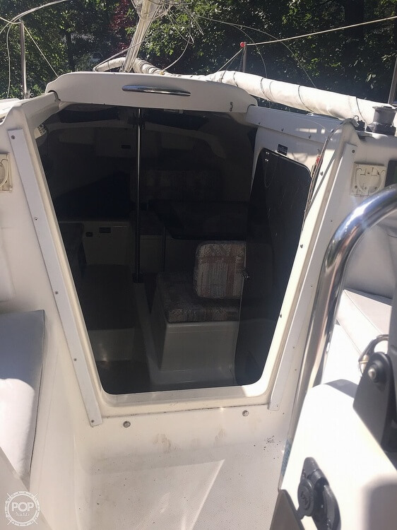 2002 Macgregor boat for sale, model of the boat is 26X & Image # 33 of 41
