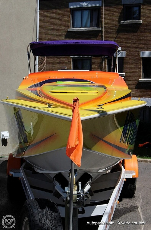 1997 Sonic boat for sale, model of the boat is 35 SS & Image # 2 of 37