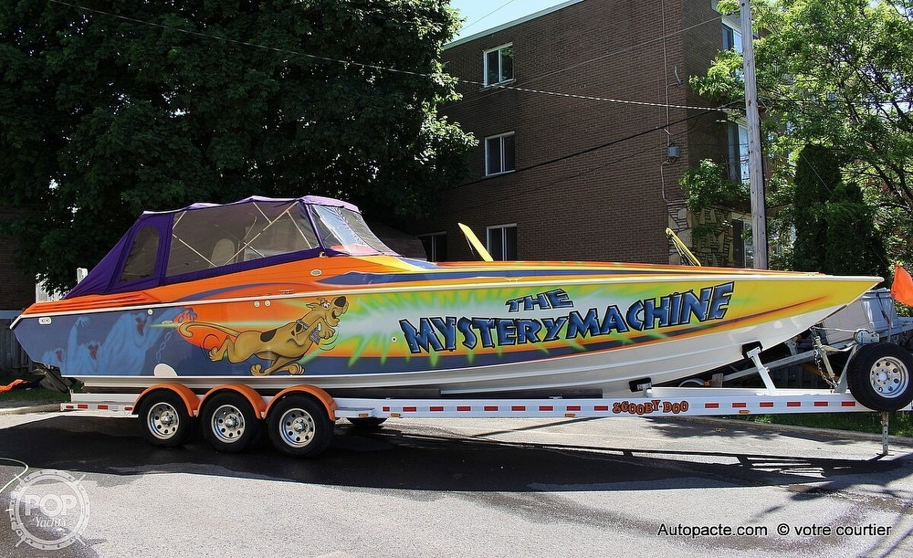 1997 Sonic boat for sale, model of the boat is 35 SS & Image # 3 of 37