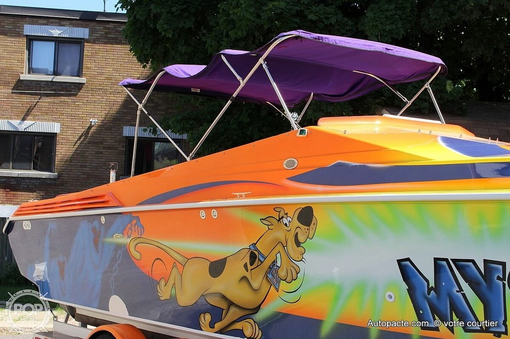 1997 Sonic boat for sale, model of the boat is 35 SS & Image # 6 of 37