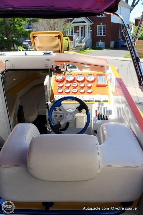 1997 Sonic boat for sale, model of the boat is 35 SS & Image # 10 of 37
