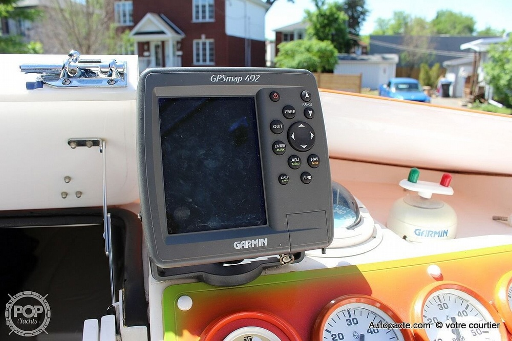 1997 Sonic boat for sale, model of the boat is 35 SS & Image # 15 of 37