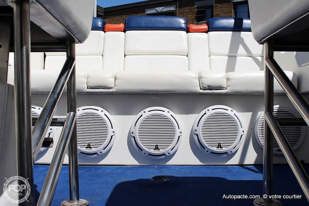 1997 Sonic boat for sale, model of the boat is 35 SS & Image # 26 of 37