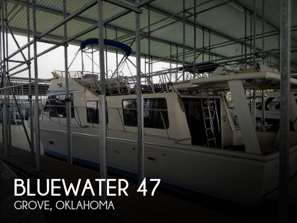 Used Motoryachts For Sale in Oklahoma by owner | 1980 Bluewater 47