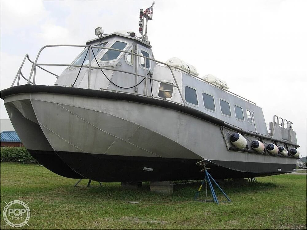 1997 Alnmeritec boat for sale, model of the boat is 42 & Image # 3 of 40