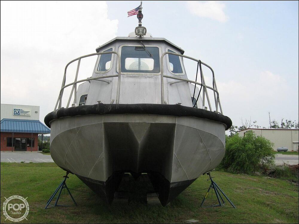 1997 Alnmeritec boat for sale, model of the boat is 42 & Image # 4 of 40