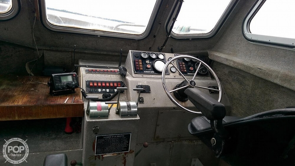 1997 Alnmeritec boat for sale, model of the boat is 42 & Image # 12 of 40