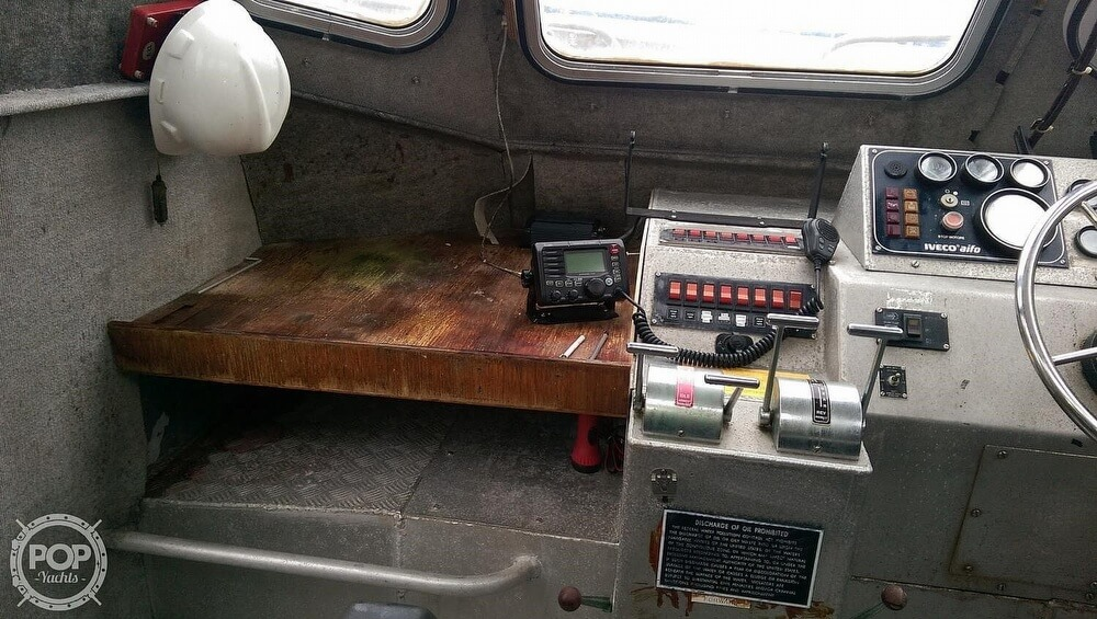 1997 Alnmeritec boat for sale, model of the boat is 42 & Image # 13 of 40