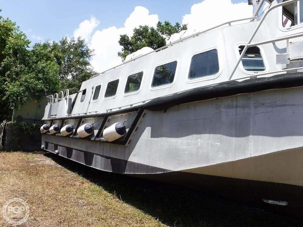 1997 Alnmeritec boat for sale, model of the boat is 42 & Image # 34 of 40
