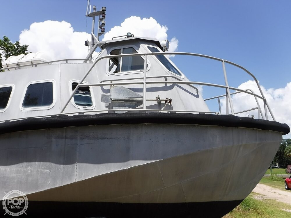 1997 Alnmeritec boat for sale, model of the boat is 42 & Image # 35 of 40