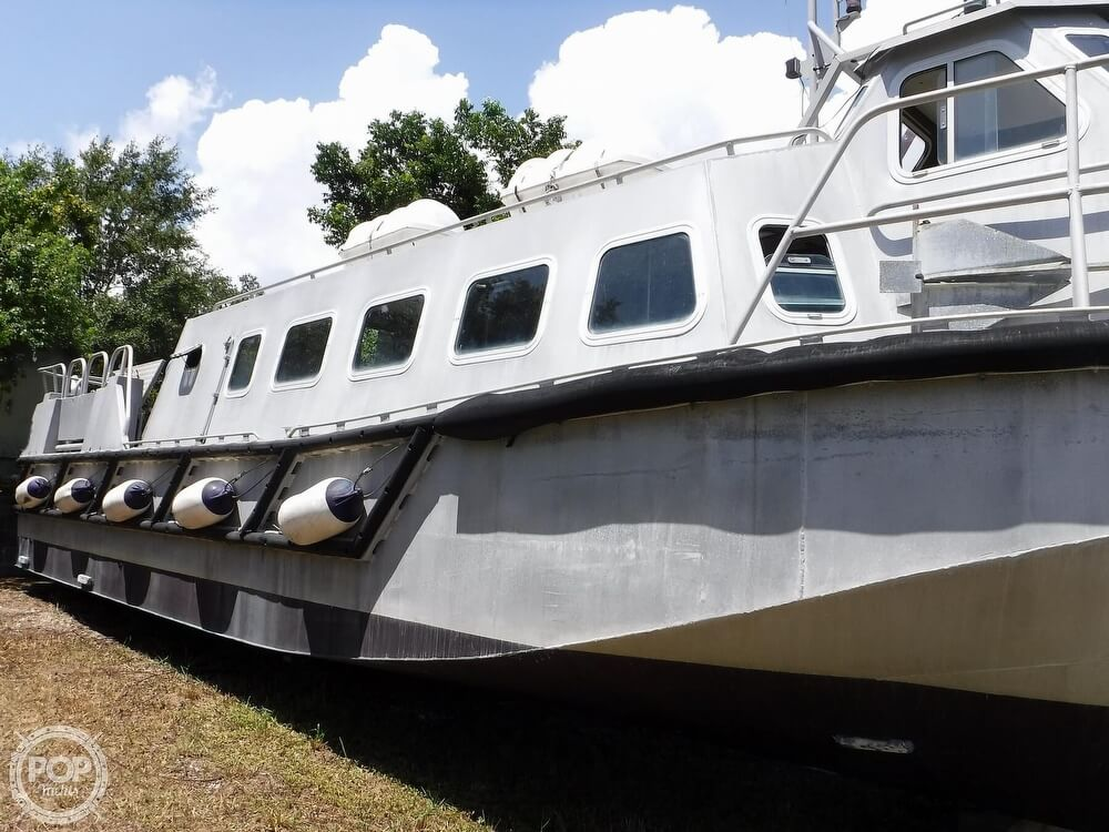 1997 Alnmeritec boat for sale, model of the boat is 42 & Image # 37 of 40