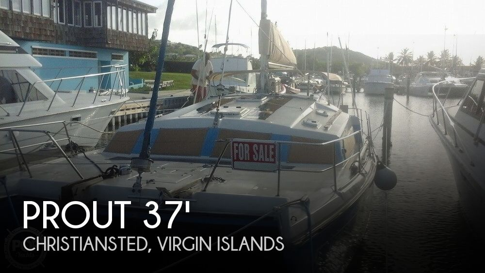 Used Prout Boats For Sale by owner | 1987 Prout 37