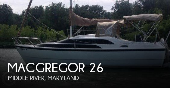 Used MacGregor Boats For Sale by owner | 2004 MacGregor 26