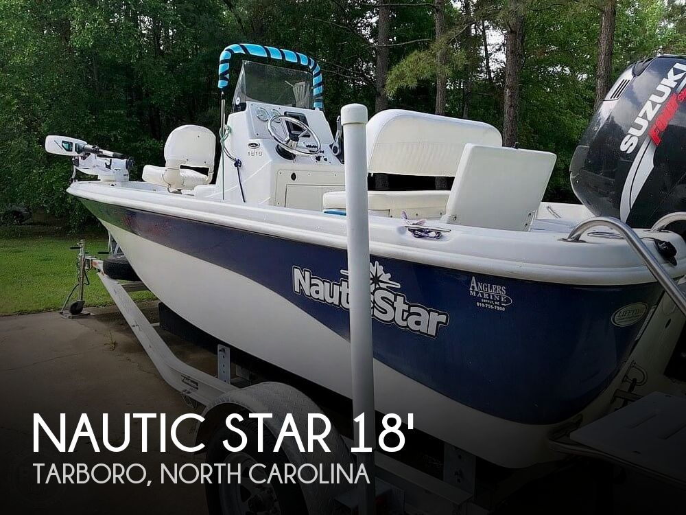 Used Nautic Star 18 Boats For Sale by owner | 2009 Nautic Star 18