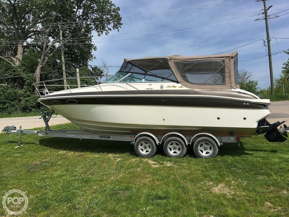 1998 Sea Ray boat for sale, model of the boat is 280SS & Image # 3 of 40