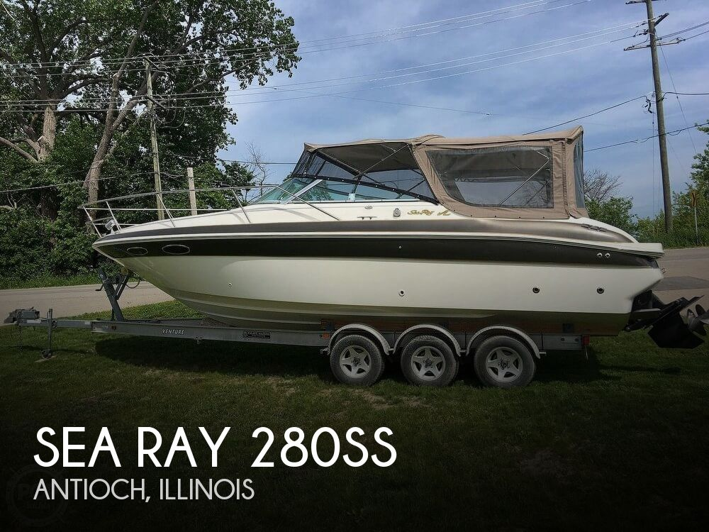 Sea Ray Boats For Sale in Milwaukee, Wisconsin | Used Sea Ray Boats