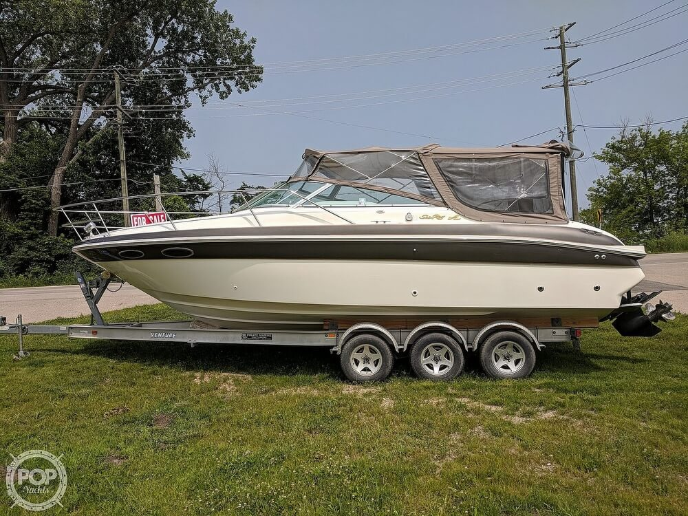1998 Sea Ray boat for sale, model of the boat is 280SS & Image # 5 of 40