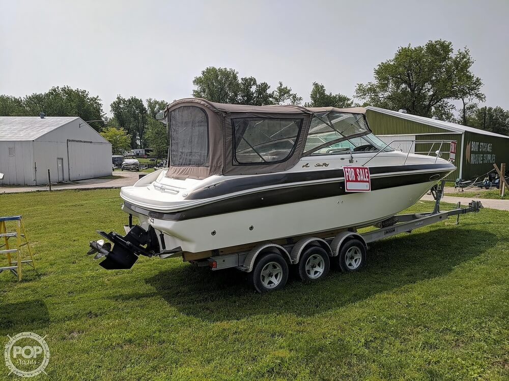 1998 Sea Ray boat for sale, model of the boat is 280SS & Image # 7 of 40