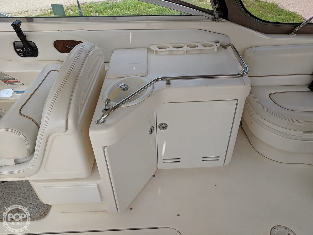 1998 Sea Ray boat for sale, model of the boat is 280SS & Image # 28 of 40