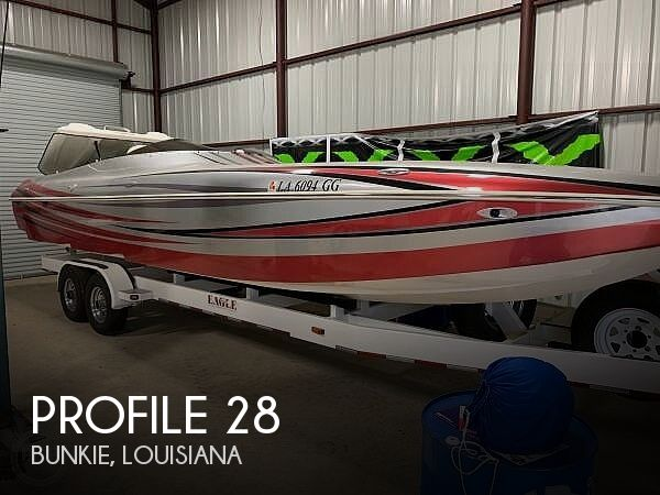 Used Profile Boats For Sale by owner | 2003 Profile 28
