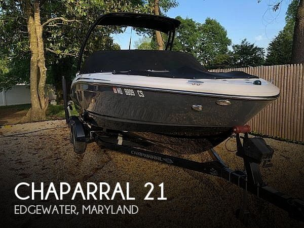 Used Chaparral Boats For Sale in Maryland by owner | 2017 Chaparral 21