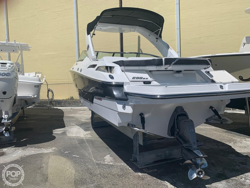 2016 Monterey boat for sale, model of the boat is Sport Boat 298SS & Image # 3 of 41