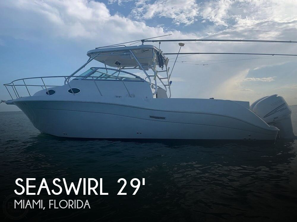 Used SEASWIRL Boats For Sale by owner | 2005 Seaswirl 29