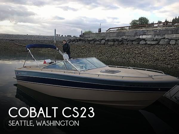1987 COBALT CS23 for sale
