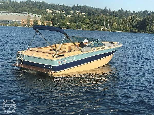1987 Cobalt boat for sale, model of the boat is CS23 & Image # 8 of 40