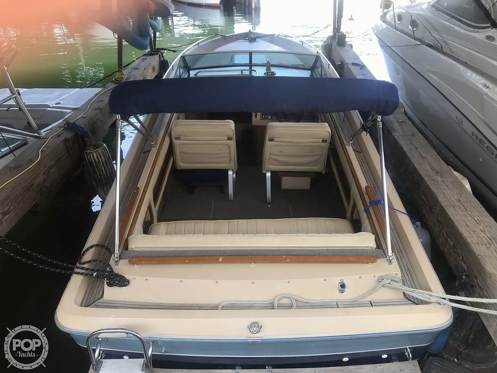 1987 Cobalt boat for sale, model of the boat is CS23 & Image # 5 of 40