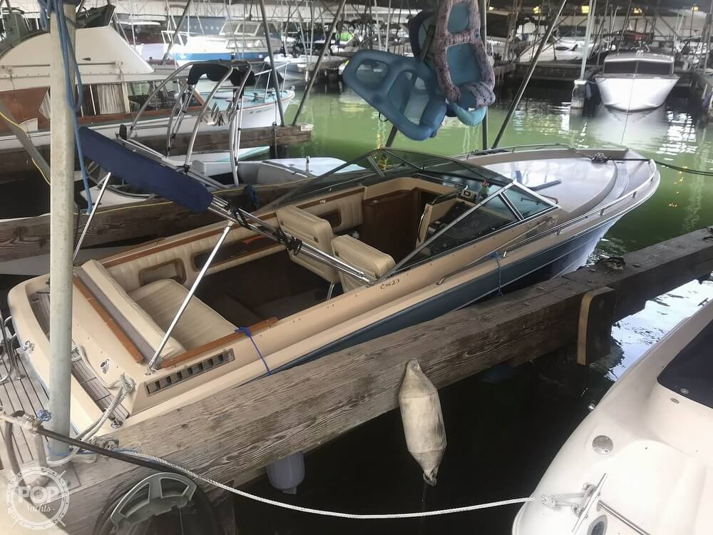 1987 Cobalt boat for sale, model of the boat is CS23 & Image # 15 of 40