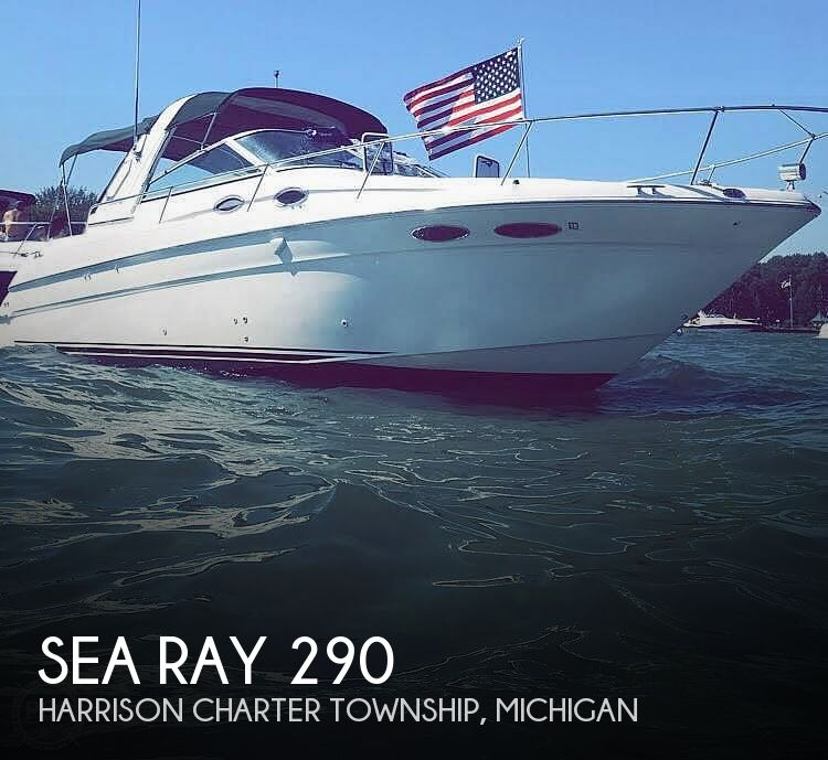 Used Sea Ray Boats For Sale in Flint, Michigan by owner | 1999 Sea Ray 31