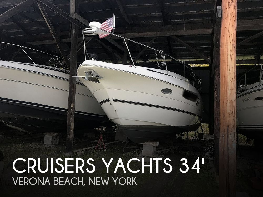 Used Boats For Sale in Syracuse, New York by owner | 2004 Cruisers Yachts 340 Express