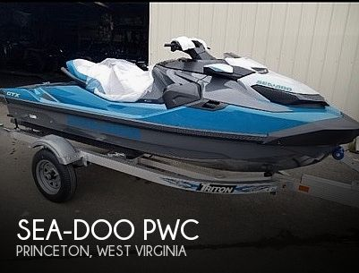 Used Boats For Sale in Roanoke, Virginia by owner | 2018 11 foot Sea-Doo PWC
