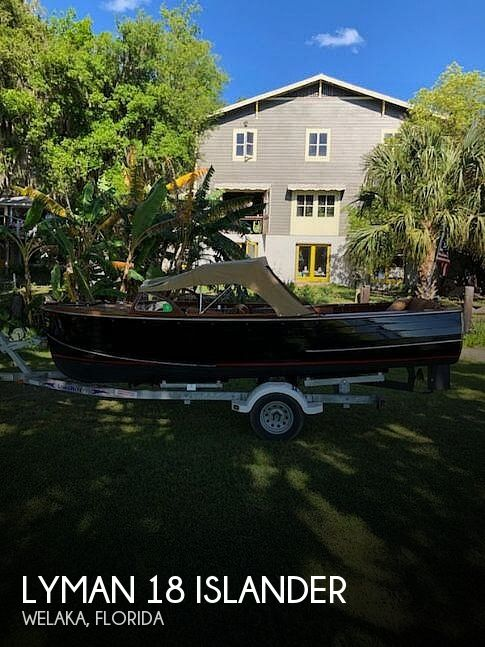 Used Lyman Boats For Sale by owner | 1958 Lyman 18