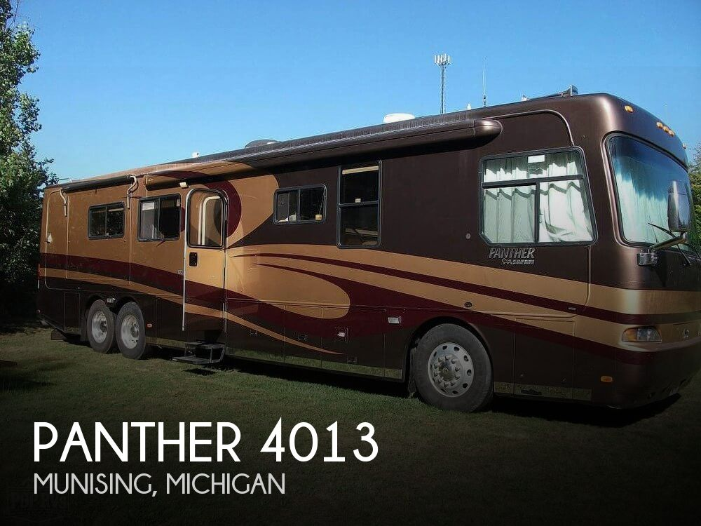 Ammco bus : Repossessed rvs for sale in michigan