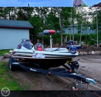 Triton 179 TRX, 18', for sale - $27,800