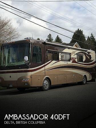 2008 Holiday Rambler Ambassador 40DFT