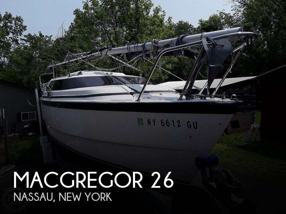 Used Boats For Sale in Springfield, Massachusetts by owner | 1998 MacGregor 26