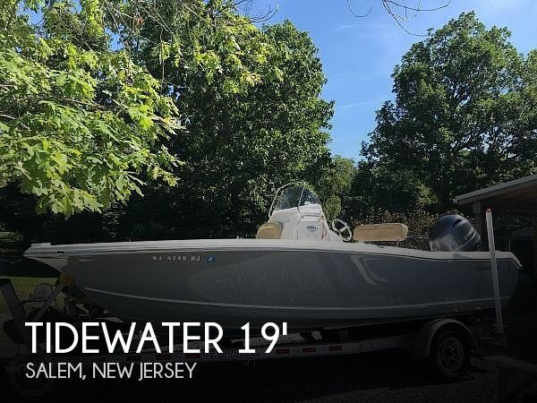 Used Tidewater Boats For Sale by owner | 2016 Tidewater 19
