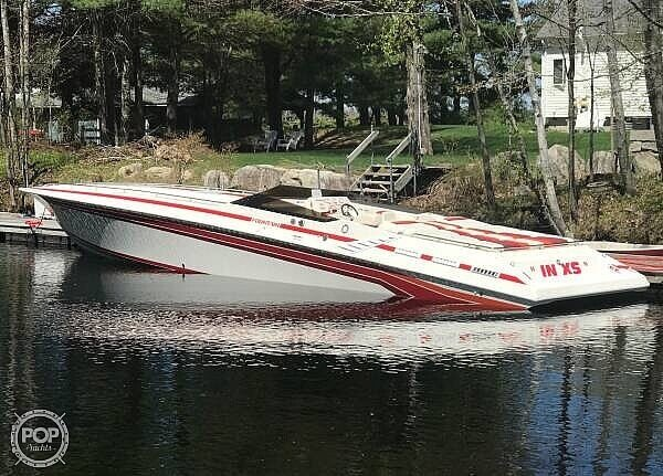 Fountain Boats For Sale >> Fountain Lightning 42 Boat For Sale In Windham Me For 50 000 184436