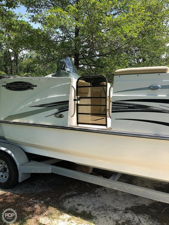 2016 Caravelle boat for sale, model of the boat is Razor 237UU & Image # 35 of 38