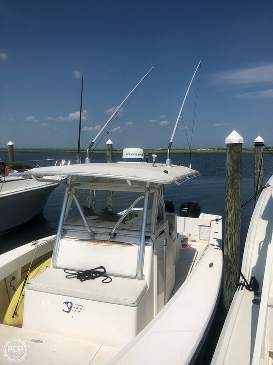 2002 Ocean Master boat for sale, model of the boat is 31 Super Center Console & Image # 26 of 33