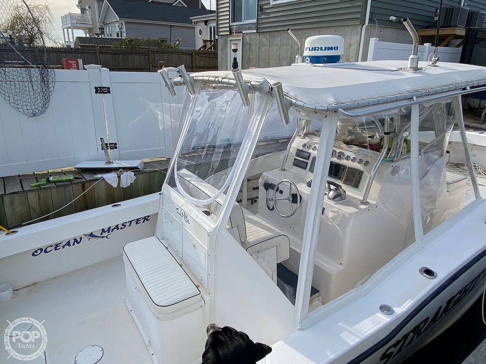 2002 Ocean Master boat for sale, model of the boat is 31 Super Center Console & Image # 28 of 33