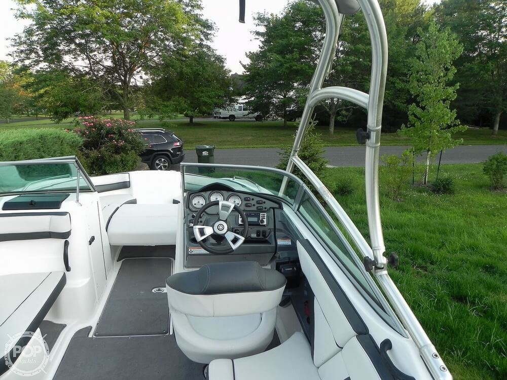2015 Yamaha boat for sale, model of the boat is AR 210 & Image # 9 of 40