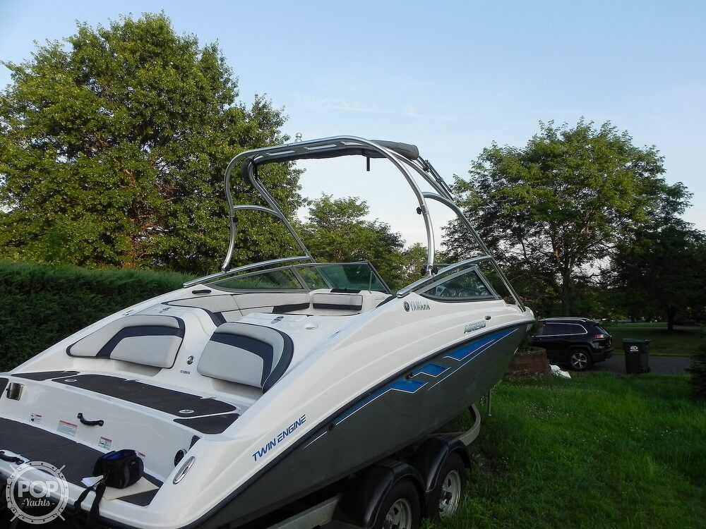 2015 Yamaha boat for sale, model of the boat is AR 210 & Image # 29 of 40