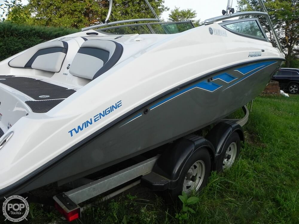 2015 Yamaha boat for sale, model of the boat is AR 210 & Image # 31 of 40