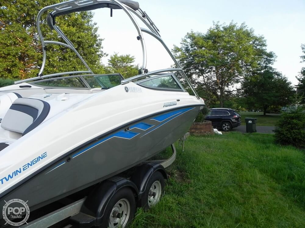 2015 Yamaha boat for sale, model of the boat is AR 210 & Image # 32 of 40
